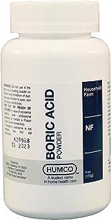 Humco Boric Acid Powder, 6 oz.