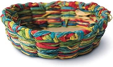 Raffia Basket Craft Kit (Pack of 24)