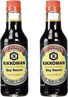 Kikkoman Soy Sauce (10 oz.) - Pack of 2