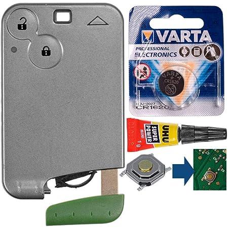 Repair Reparatur Satz Autoschlüssel Karte Smartkey Elektronik