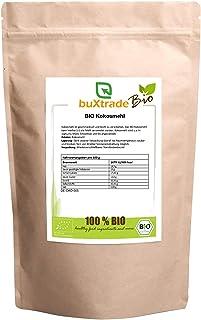 5 kg BIO Kokosmehl | teilentölt | gemahlen | Glutenfrei | Cocos | Mehl | Kokos | Backen |