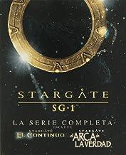 Stargate Sg-1 (temporadas 1-10) [DVD]