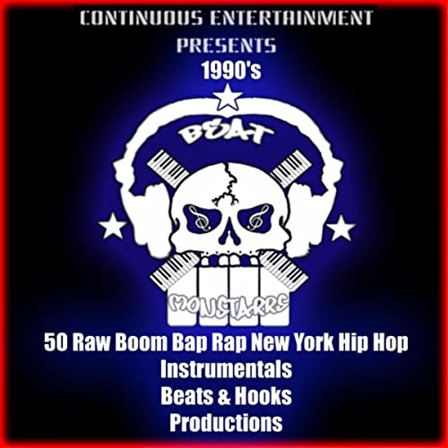Judgement Day 90's Hip Hop Rap Instrumental 86 Bpm by Beat Monstarrs