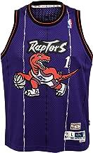 Outerstuff Tracy McGrady Toronto Raptors NBA Youth Throwback 1998-99 Swingman Jersey