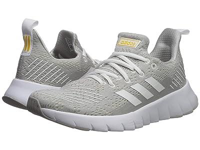 adidas Running Asweego (Footwear White/Footwear White/Bold Gold) Women