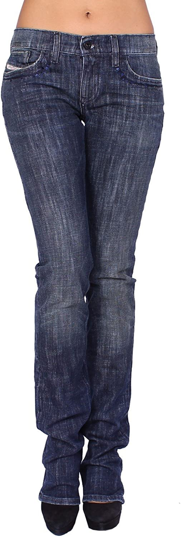 Diesel  Women's Jeans LIV 8CT  Slim Straight  Stretch