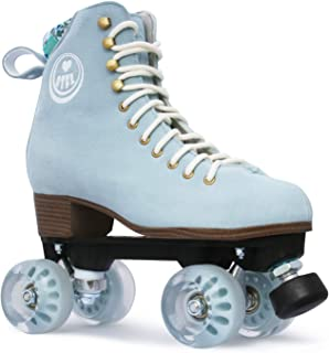 BTFL Scarlett Pro - Roller Skates for Women with Hight Adjustable stoppers - Ideal for Rink, Artistic and Rythmic Skating