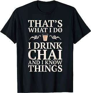 Chai Tea - Funny Desi Indian / Pakistani Gift T-Shirt