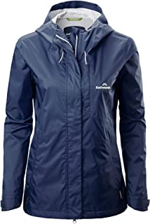 Kathmandu Trailhead Waterproof Highly Breathable Lightweight Women's Rain Jacket