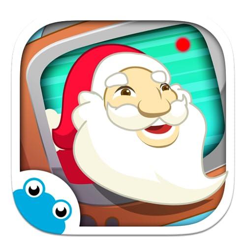 La Maison du Père Noël - Découvre le Père Noël chez lui et aide-le à préparer Noël !
