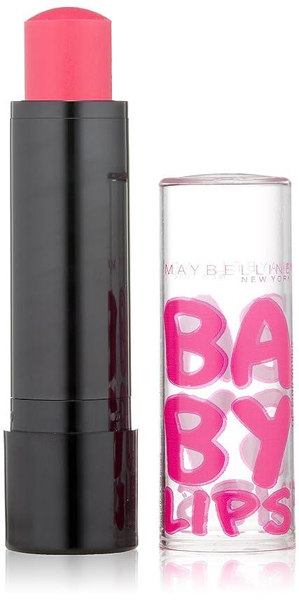 完璧な出席被害者Maybelline Limited Edition Baby Lips ELECTRO (#70 Pink Shock) (並行輸入品)