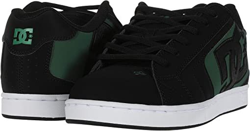 Black/Black/Green