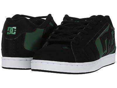 DC Net (Black/Black/Green) Men