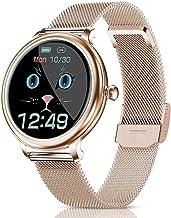 Smart horloge, fitness tracker waterdichte Ip68 touchscreen sport running activiteit tracker watch-A