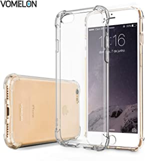 iPhone 7 Case, Slim Protective [Crystal Clear] Bumper Anti-Slip Cover Skin for iPhone 7 2016 Release