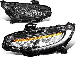 2017 civic type r headlights