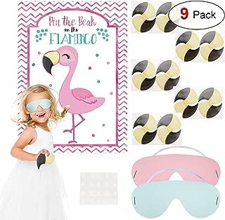 flamingo birthday puns
