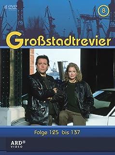 Großstadtrevier - Box 8: Staffel 13, Folge 125-137