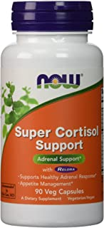 Now Foods Super Cortisol Support - 90 ct (Pack of 2)