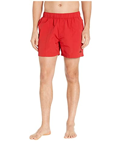 The North Face Class V 5 Pull-On Trunks (Pompeian Red) Men