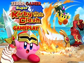 Clip: Super Kirby Clash Gameplay - Zebra Gamer