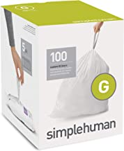 Best simplehuman 30l trash bags Reviews