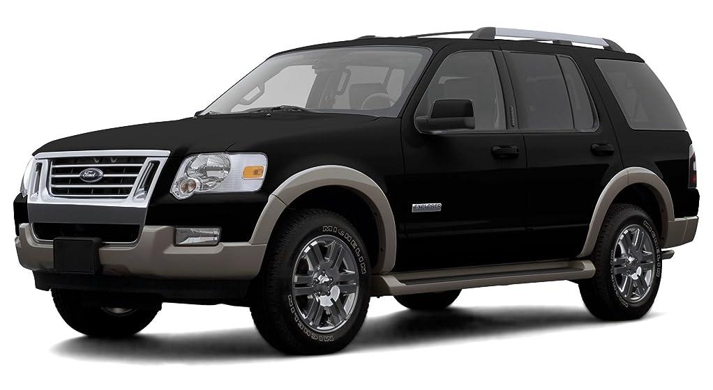 Black Ford Explorer >> Amazon Com 2007 Ford Explorer Reviews Images And Specs
