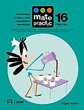 Quadern Matepractic 16 Primària - 9788421858493 (Matepractic català)