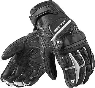 Revit | レブイット Gloves Chicane, Black-White, size XYL | FGS129-1600-XYL