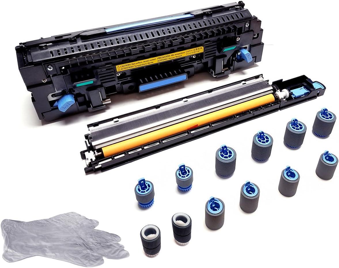 Altru Print C2H67A-DLX-AP (C2H67-67901) Deluxe Maintenance Kit for HP Laserjet Enterprise M806 M830 (110V) with RM1-9712 (C2H67-69001, CF367-67905) Fuser, Transfer Roller Assembly & Tray 2-5 Rollers