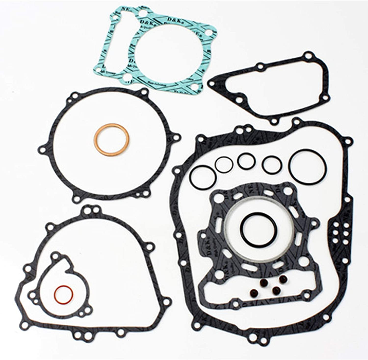 Complete Gasket Kit Fits Max 70% OFF 1994-1996 Popular shop is the lowest price challenge Kawasaki KLX250R