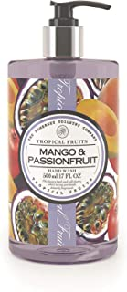 Tropical Fruits - Luxury Hand Wash (Mango & Passionfruit) - 500 ml / 17 fl oz