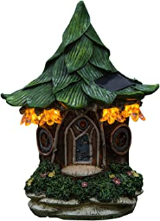 Best solar gnome tree house Reviews