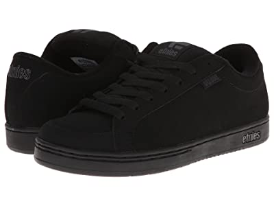etnies Kingpin (Black/Black) Men