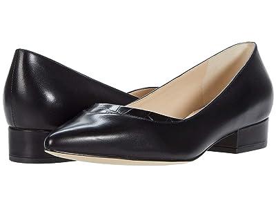 Cole Haan Vail Skimmer (Black Leather) Women