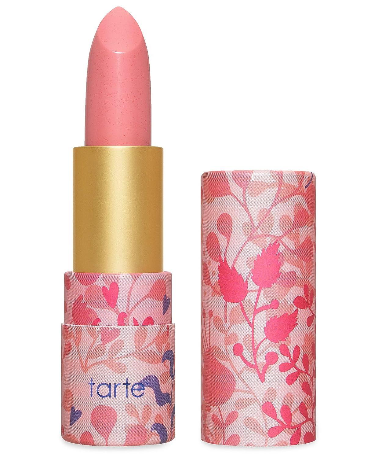 適度な不従順正気Tarte Amazonian Butter Lipstick ターテ アマゾニアン バターリップステック Golden Pink [並行輸入品]