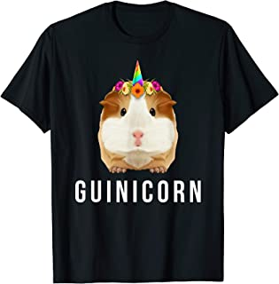 Guinea Pig Guinicorn Shirt Costume Gift Clothing Accessories T-Shirt