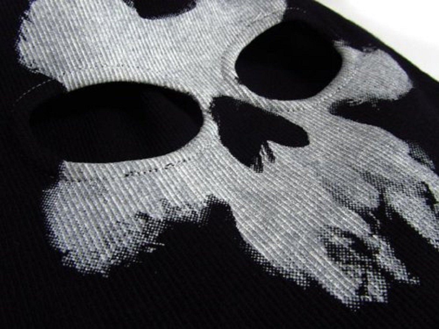 Chamber37 Call Of Duty 10 Ghosts Hood Skull Skeleton Head Mask