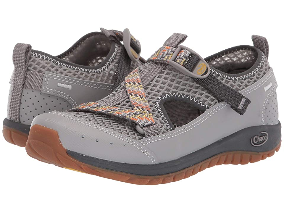 Chaco Kids Odyssey (Toddler/Little Kid/Big Kid) (Grey) Kids Shoes