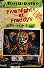 The Freddy Files: Updated Edition (Five Nights At Freddy's) PDF