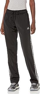 adidas Women's Warm-up Tricot Regular 3-Stripes Track Pants