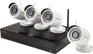 Samsung Wisenet SNK-B73040BW 4 CH 1080p Full HD NVR Video...
