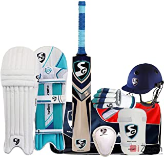 SG 7PCS CRKT Cricket Kit  Multicolor