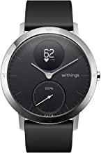 Withings Steel HR – Hybrid Smartwatch – Activity Tracker with Connected GPS,..