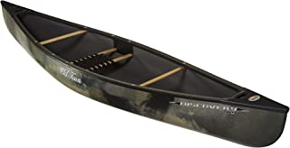 Old Town Discovery 119 Solo Canoe, Camo, 11 Feet 9 Inches