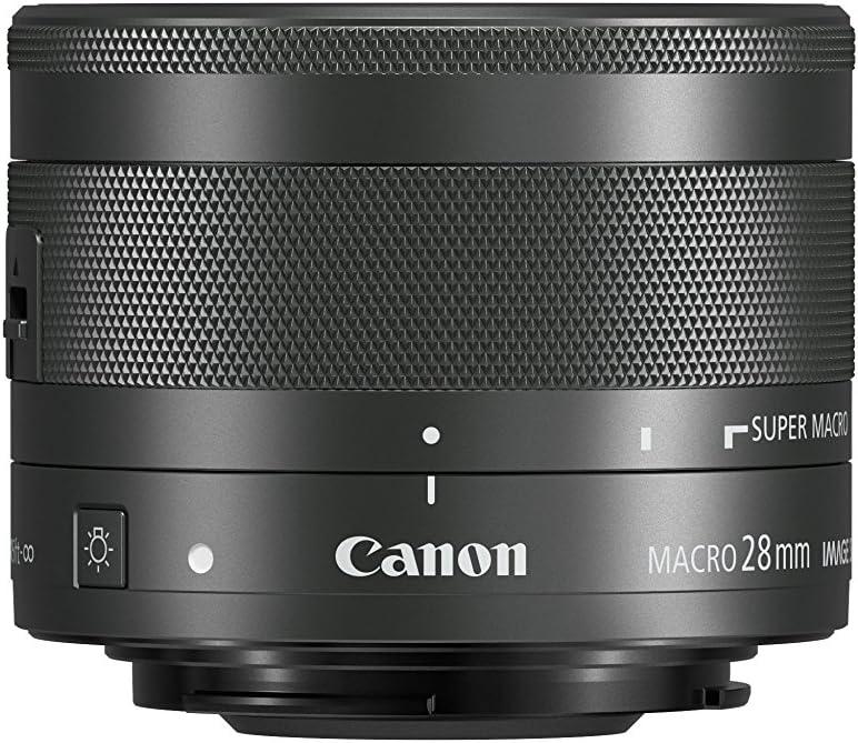 עדשת Canon EF-M 28mm f/3.5 Macro IS STM