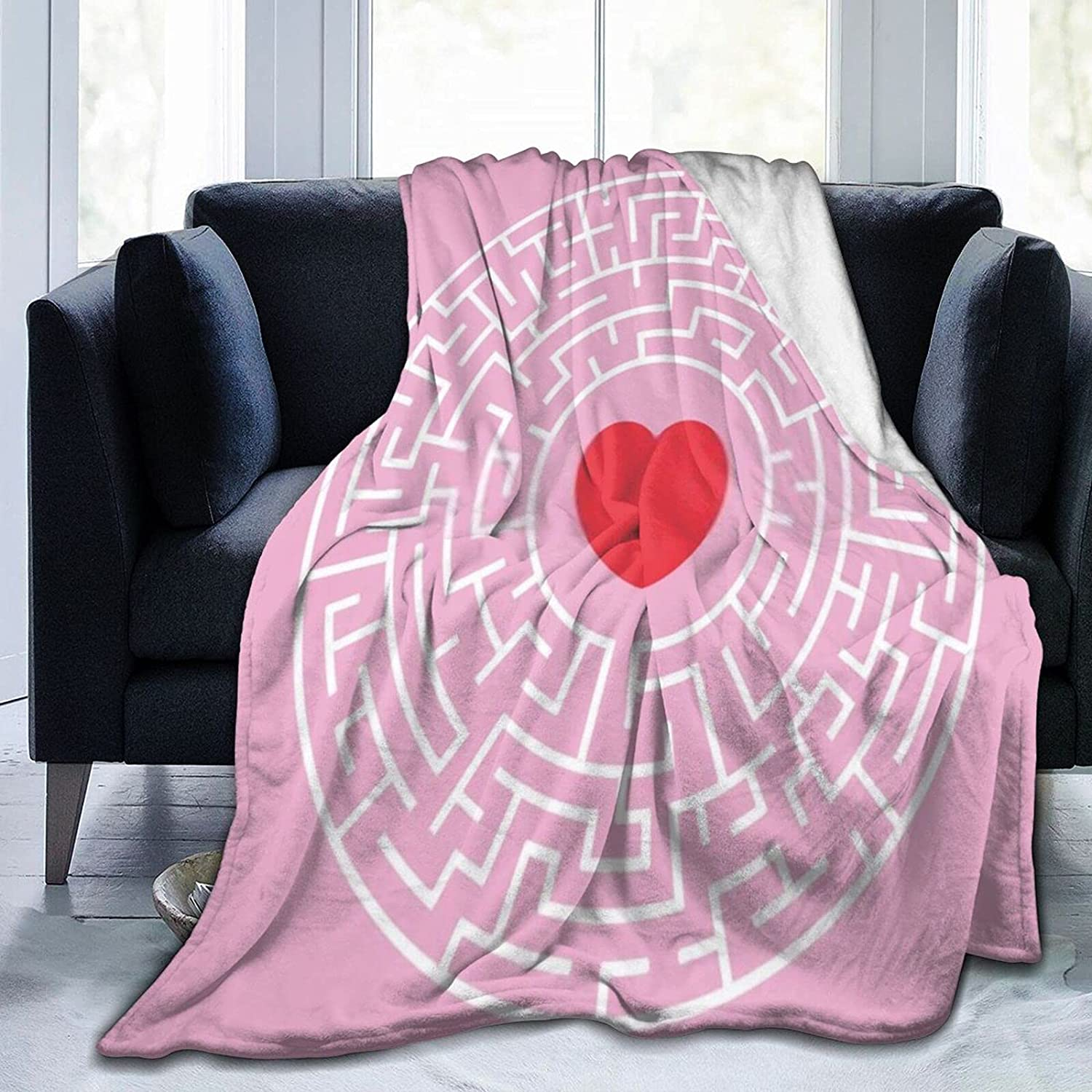 Sale Find Your Way1 Max 54% OFF Blanket Soft and Micro Super Comfortable Woo