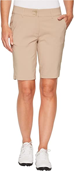 High Side Bermuda Shorts