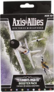 Wizards of the Coast Axis & Allies Air Miniatures Bandits High Booster Board Game