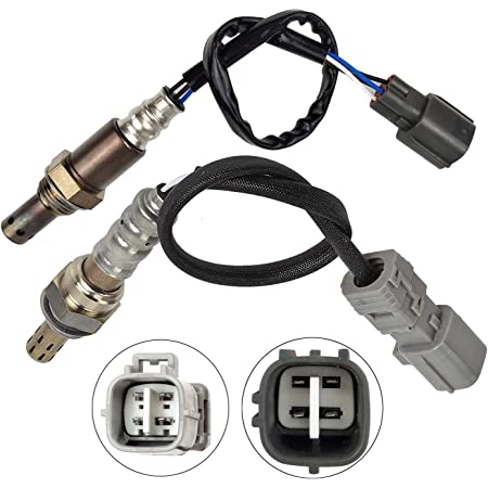 Catinbow 234-4168 Oxygen O2 Sensor Downstream Front 4 Wire for Toyota Scion Lexus 2004-2006